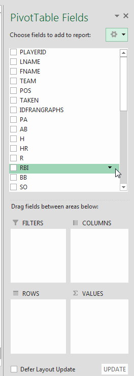PIVOT_TABLE_FIELDS