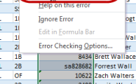 An Important Lesson and How to Resolve VLOOKUP Errors