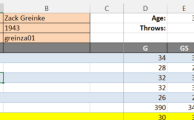 Have Small Parts of Your Projecting X 2.0 Spreadsheet Stopped Working?